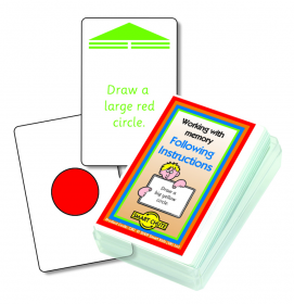 CR34 Following Instructions Cards
